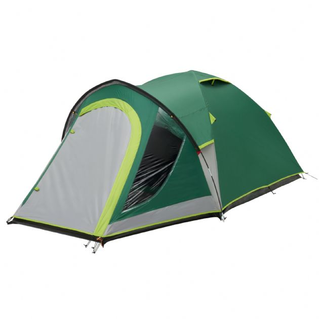 Coleman Kobuk Valley 3 Plus Camping Tent, Outdoor Camping tent - Grasshopper Leisure